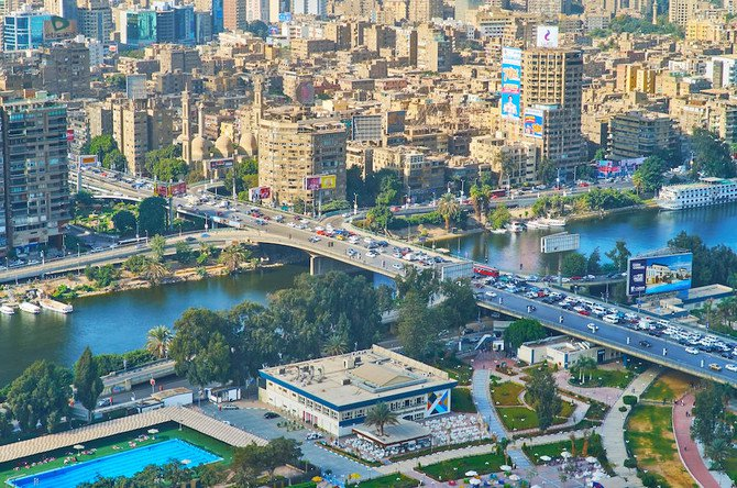 Meteorologists quoted by local media expect temperatures in Cairo to hit 41C. (Shutterstock)