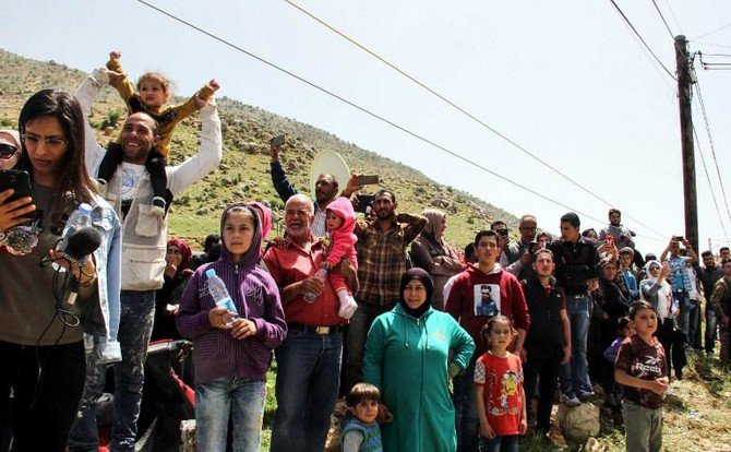 Lebanon's caretaker foreign minister threatened Thursday to increase pressure on the UN refugee agency if it does not change its policies, which he says discourage Syrian refugees from returning to their country. (AFP)