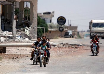 With critical help from Russia and Iran, Bashar Assad has recovered control of most of Syria from rebels seeking to topple him. (Reuters)