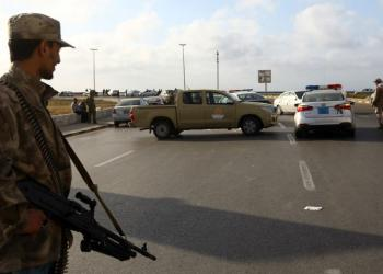 IS claims responsibility for deadly Libya checkpoint attack