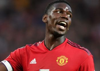 Paul Pogba won't be drawn on his Man Utd future