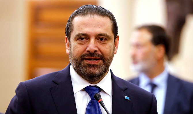 Hariri has ruled out giving up one of his Cabinet seats. (Reuters)
