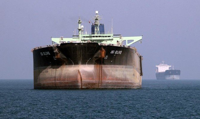Iran's armed forces will protect Iranian oil tankers against any threats, a senior Iranian military official was quoted as saying on Monday by the semi-official news agency ISNA. (File/AFP)