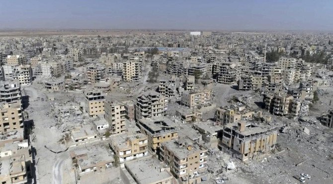 Daesh has killed 24 US-backed fighters in two days in an attack launched from its embattled holdout in eastern Syria. (AP)