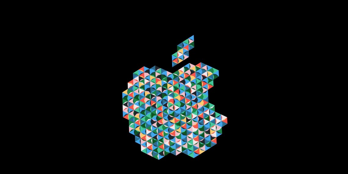 The Apple logo is shown during an Apple launch event in the Brooklyn borough of New York, U.S., October 30, 2018. REUTERS/Shannon Stapleton