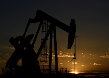 FILE PHOTO: A pump jack on a lease owned by Parsley Energy operates at sunset in the Permian Basin near Midland, Texas U.S. August 23, 2018. Picture taken August 23, 2018. REUTERS/Nick Oxford/File Photo