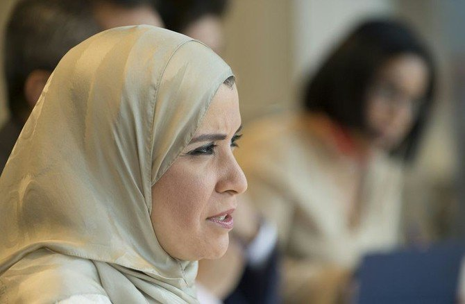 The 40-member Federal National Council is currently chaired by a woman, Amal Al-Qubaisi. (File/AFP)
