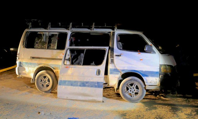 Egyptian police killed two gunmen who carried out last month's attack on a bus carrying Christians in Minya governorate to the south of Cairo, the interior ministry said on Saturday. (Reuters)