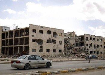 Libya plunged into chaos after the 2011 uprising and is now governed by rival administrations based in country's east and west. (File/AFP)
