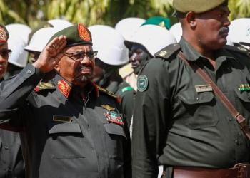 Al-Bashir is expected to announce that he will not be running for a new term as President of Sudan. (File photo: AFP)