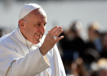Pope Francis Image Credit: AFP