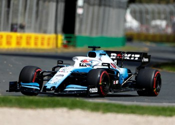 Formula One F1 - Australian Grand Prix - Melbourne Grand Prix Circuit, Melbourne, Australia - March 15, 2019 Williams' George Russell in action during practice REUTERS/Edgar Su