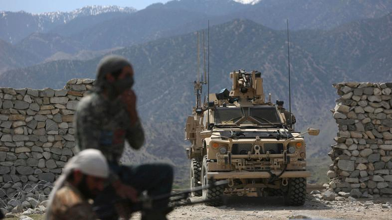 The militants launched their assault ahead of a widely expected spring offensive. (File photo: AP)