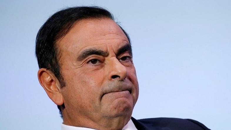 Once celebrated as a savior of a near-bankrupt Nissan 20 years ago, Ghosn has been ousted as chairman of Nissan, Renault SA and Mitsubishi Motors Corp since his arrest. (File photo: Reuters)