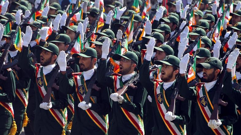Saudi Arabia welcomed the US's decision to designate IRGC as a terrorist group. (File photo: AFP)