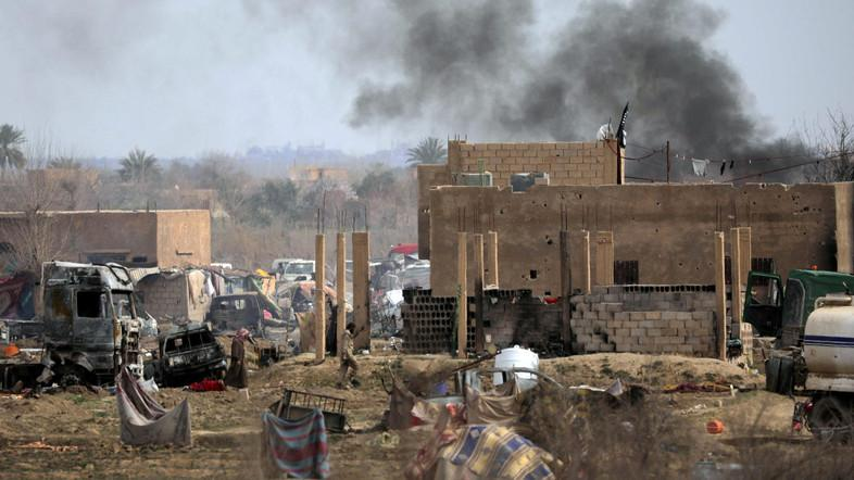 On Sunday, government shelling killed seven people in rebel-held Nerab, the Observatory and the pro-opposition TV station Orient reported. (File photo: Reuters)