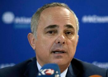 """I think there is already a final understanding, but it needs approval of the Israeli electric authority and maybe also of someone on the Egyptian side,"" Energy Minister Yuval Steinitz said. (File photo: AP)"