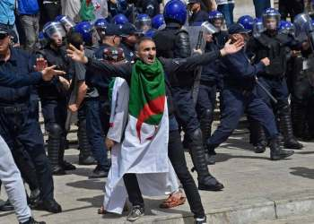 Algeria has been rocked by months of protests since Bouteflika announced his run for a fifth term in February. (File photo: AFP)