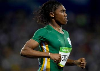 """Caster Semenya is due to compete in the Diamond League on Friday despite hinting at retirement after losing her case against the IAAF. The Court of Arbitration for Sport (CAS) on Wednesday dismissed the two-time 800 metre Olympic champion's appeal against the IAAF's testosterone regulations in a landmark legal case. Semenya challenged a new ruling which will require her to reduce her testosterone levels by taking medication in order to compete in distances up to a mile. The regulations will come into force next Wednesday, so South African Semenya is still able to run in Doha two days after a verdict which put her career in doubt. Semenya vowed that the CAS decision will not hold her back and she will """"rise above and continue to inspire young women and athletes in South Africa and around the world"""". Yet the 28-year-old prompted speculation over her future with a social media post on Thursday. She tweeted: """"Knowing when to walk away is wisdom. Being able to is courage. Walking away with your head held high is dignity."""""""