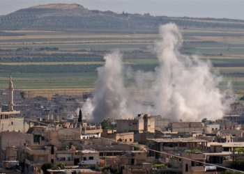 Turkish-backed rebels claim attacks carried out by the Syrian forces in the last three days killed 30 civilians [File: Anas al-Dyab/AFP]