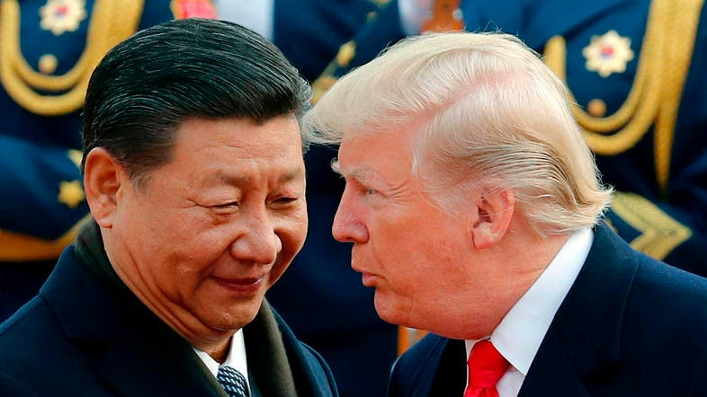 Trump's tweet set a more upbeat tone for his talks with Xi at the summit in Japan. (File photo: AP)