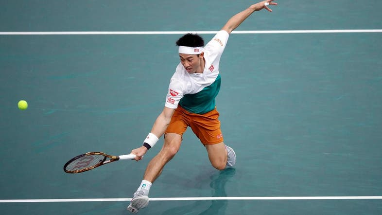 Nishikori extended his impressive record in five-set matches to 23-6, including a 6-1 mark at the clay-court Grand Slam. (File photo: Reuters)