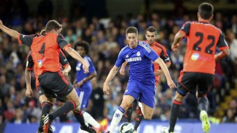 """""""After 18 exciting years, the time has come to put an end to my football career,"""" Torres wrote on Twitter. (File photo: AFP)"""