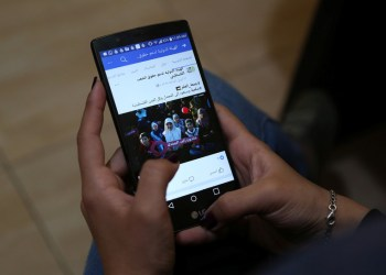 Young Palestinians are turning to social media to tell their stories and battle misleading Israeli narratives. Samar Abo Elouf Reuters/Newscom