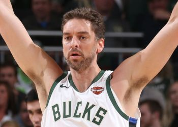 Pau Gasol will play for the Portland Trail Blazers in his 19th NBA season
