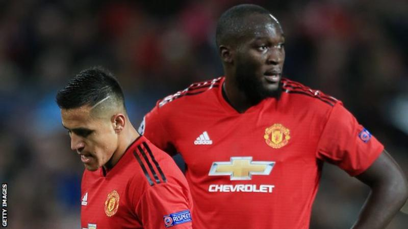 Alexis Sanchez wants to link up with ex-Manchester United striker Romelu Lukaku at Inter Milan