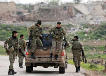 "The Syrian army encircled opposition in a cluster of towns in northwest Syria's Hama countryside, imposing a ""choking siege"" and marching deeper into the pocket. (File photo: Reuters)"