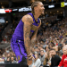 FILE PHOTO: Jan 11, 2019; Salt Lake City, UT, USA; Los Angeles Lakers forward Michael Beasley (11) leaves the court after sustaining an injury during the second half against the Utah Jazz at Vivint Smart Home Arena. Mandatory Credit: Russ Isabella-USA TODAY Sports