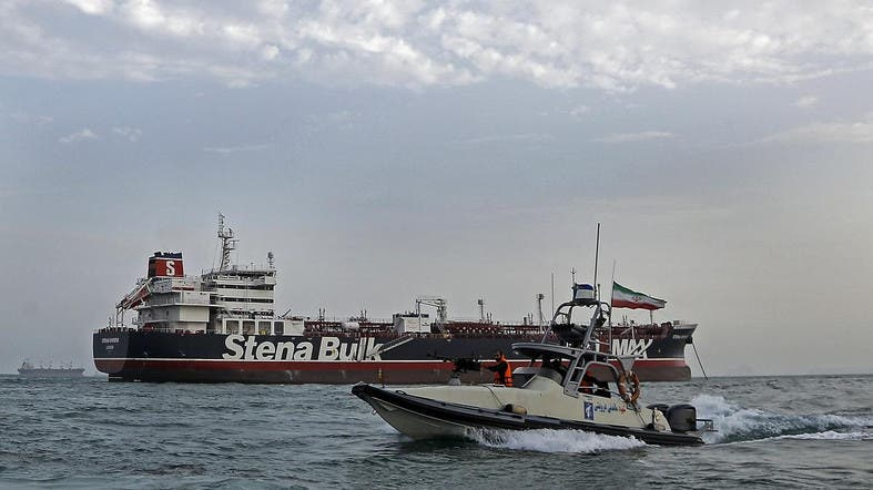 A senior Iranian naval commander claimed that Iranian authorities can seize any ship, any time. (File photo: