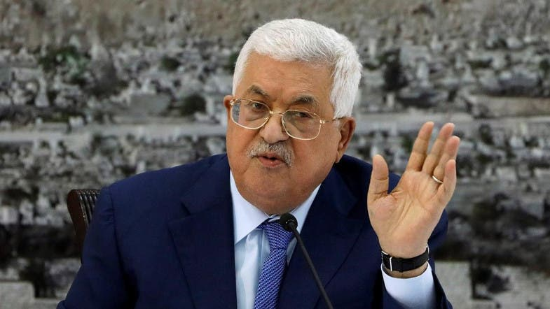 Abbas visit was his first visit to a refugee camp in several years. (File photo: Reuters)