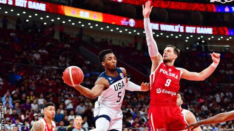 Utah Jazz shooting guard Donovan Mitchell managed a double-double of 16 points and 10 assists