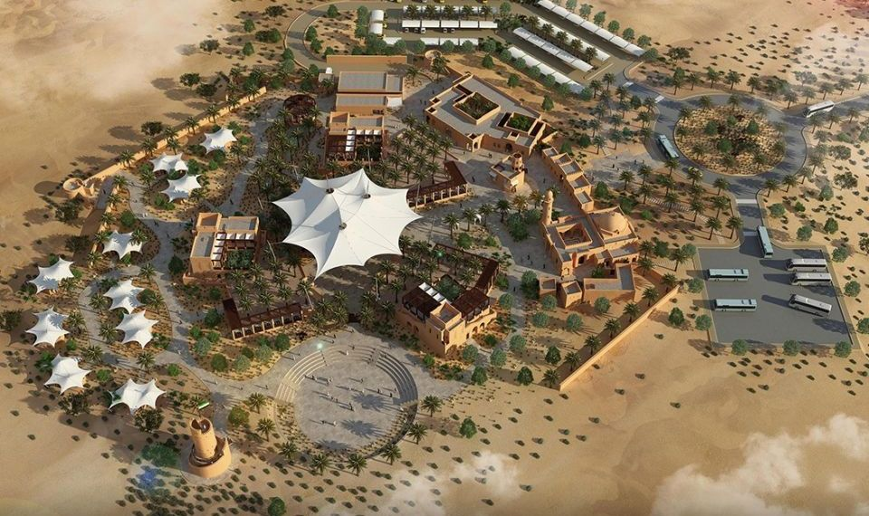 Shaza Hotels has announced the opening of Al Badayer Oasis, a desert retreat in Sharjah.