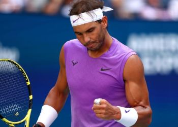 Rafael Nadal is chasing a fourth US Open title