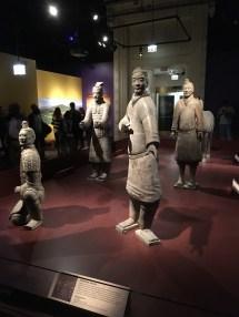 Terra Cotta Warriors at the Field Museum