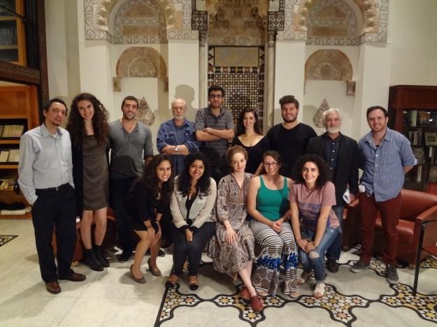 Double Lives Cast - Middle East Film Initiative