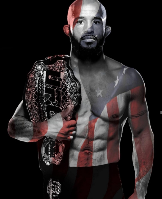 Demetrious Johnson MMA