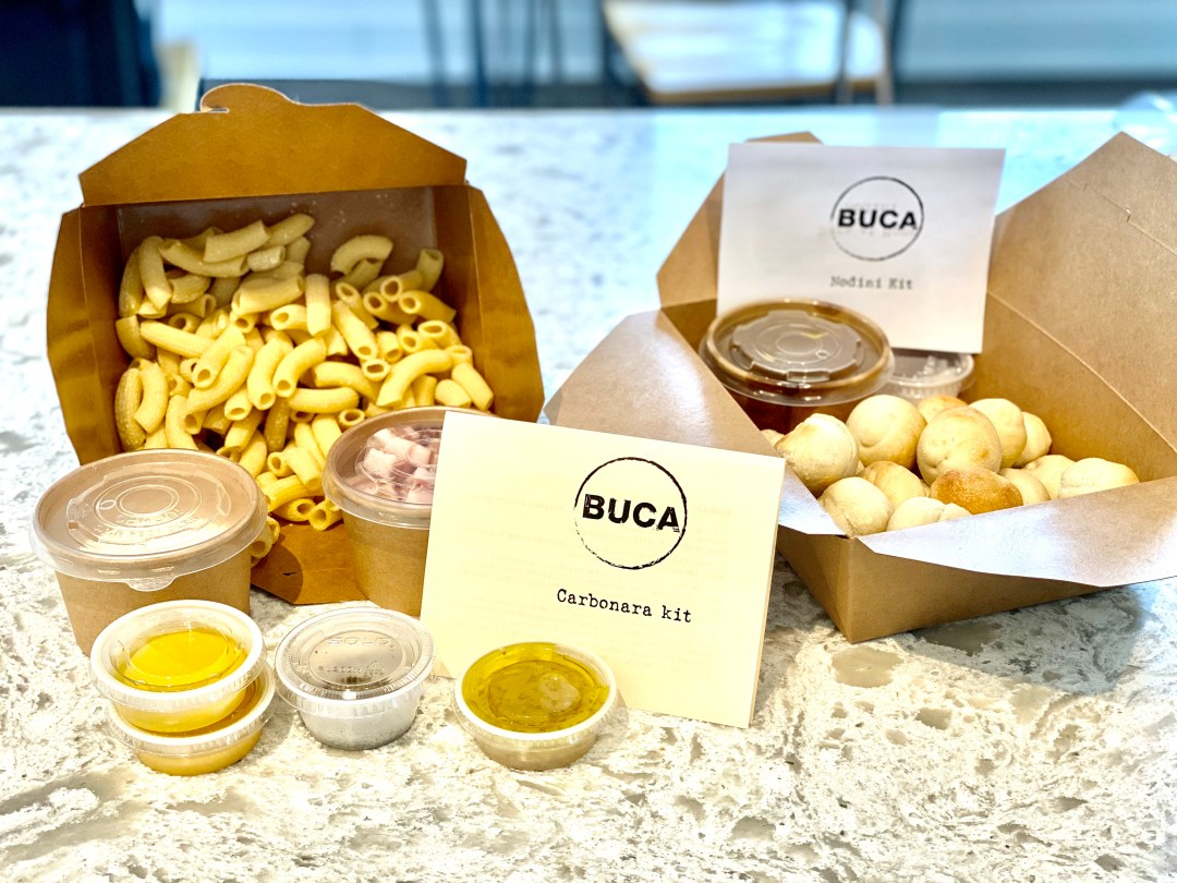 Buca Carbonara Kit