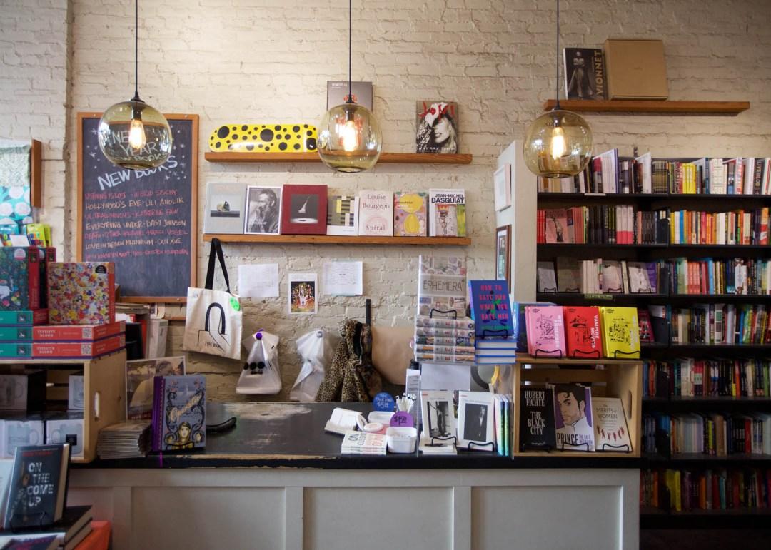 Type Books Bookstore