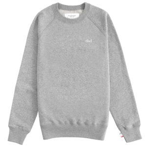 Dad Crewneck Grey Sweatshirt Province of Canada