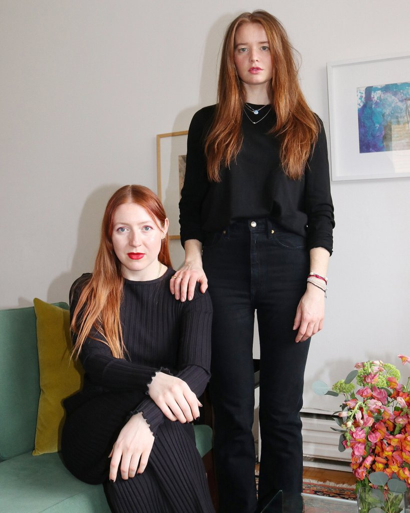 19/99 Beauty Camille Katona and Stephanie Spence