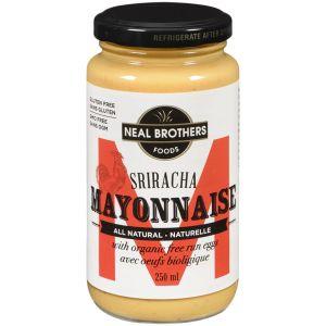 Neal Brothers Sriracha Mayo