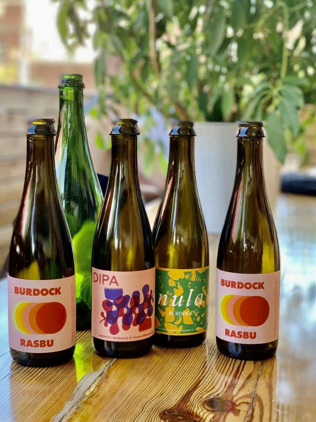 Burdock Brewery Toronto