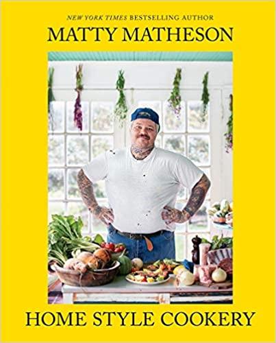 Matty Matheson Cookbook