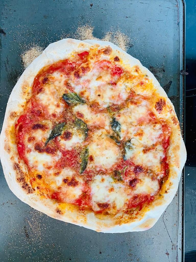 Ferro Bar Cafe Make at Home Pizza