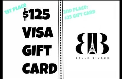 Summer Visa Gift Card Giveaway