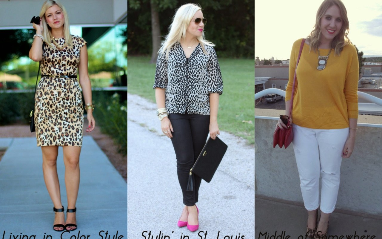 A Touch of Leopard + Spotlight Weekly Link-Up